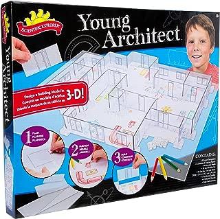 Scientific Explorer Young Architect Building Set