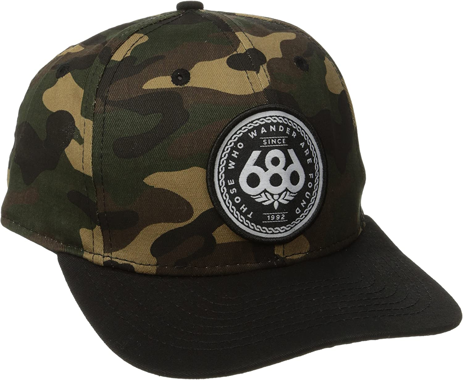 Recommendation It is very popular 686 Men's Wander Snap Hat Back