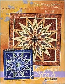 Judy Niemeyer Quilting JNQ97P Feathered Star Pattern