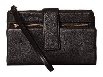 Hobo Milo (Black) Wristlet Handbags