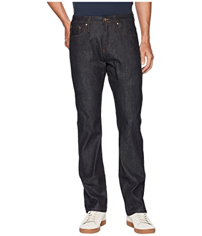 The Unbranded Brand Straight in 11 oz. Indigo Stretch Selvedge (11 oz. Indigo Stretch Selvedge) Men