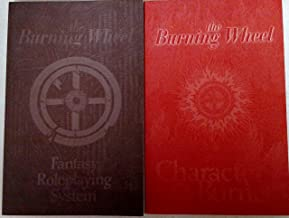The Burning Wheel Two Volumes Revised Edition: Character Burner and Fantasy Roleplaying System