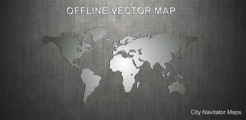 『オフラインマップ 埼玉県、日本 - CNM』のトップ画像