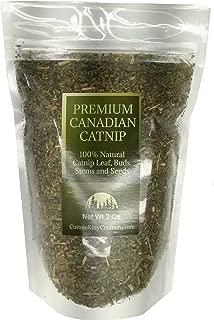 Fresh Premium Canadian Catnip / Coarse and Fine Cut Catnip Treat
