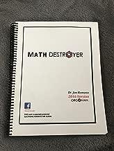 MATH DESTROYER 2016