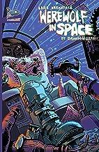 Lars Breaxface: Werewolf in Space