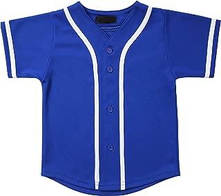 baby baseball uniform