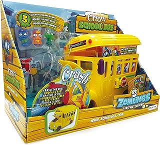 comprar comparacion ZOMLINGS- Crazy School Bus (Magic Box INT Toys P00899)