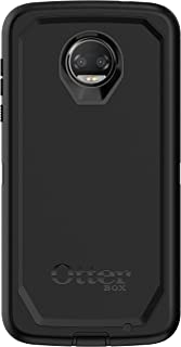 OtterBox Defender Series Case for Moto Z2 Force Edition - Retail Packaging - Black
