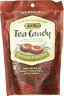 Bali's Best Classic Iced Tea Candy – 42 pieces – 5.3 Oz