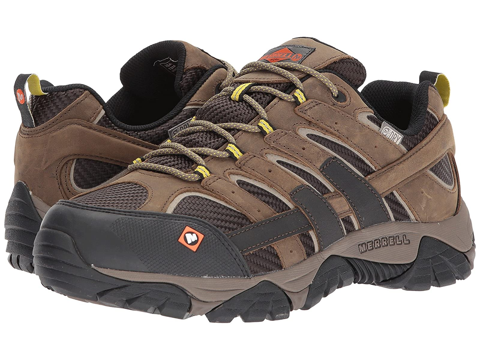 Merrell Work Moab 2 Vent Waterproof SRAtmospheric grades have affordable shoes