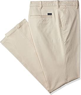 Indigo Nation Men's Slim Fit Casual Trousers (50012893048004_Beige_36)