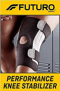 Best FUTURO-MMM-375 Performance Knee Stabilizer, One Size - Black Review