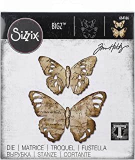 Sizzix Dies, 664166, Multicolor, One Size