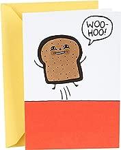 Hallmark Shoebox Funny Birthday Card (Toast)