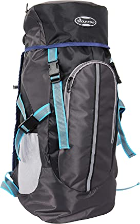 a86df334be9 POLE STAR Hike GREYCAMO Rucksack with RAIN Cover Trekking Hiking BAGPACK Backpack  Bag