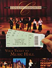 The Collingsworth Family: Your Ticket to Music Hall