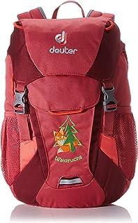 Deuter Kikki Sac /à Dos Enfants 36 Centimeters 8 Rouge Cardinal-Maron