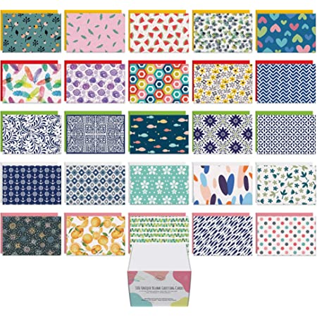 Blank Note Cards Note Card Set Note Cards