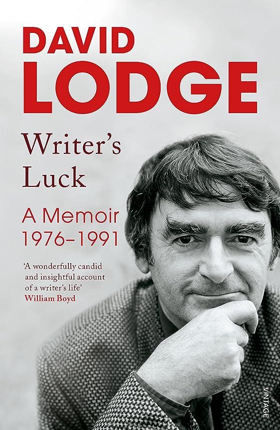 穏やかなブリーフケース終わりWriter's Luck: A Memoir: 1976-1991 (English Edition)