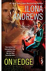 On the Edge (A Novel of the Edge Book 1) Kindle Edition