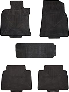 TMB Motorsports All Weather Floor Mats for Toyota Camry 2018+
