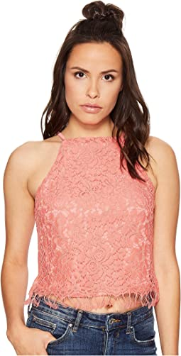 Romanic Lace Tank Top