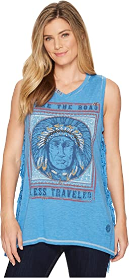 Road Less Traveled Tank Top