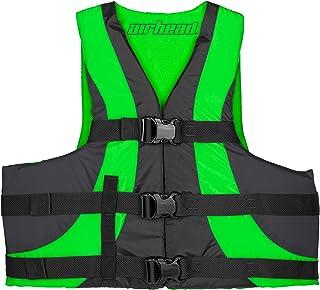 AIRHEAD Value Series Life Vest, XS/Teen, Sky Blue