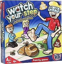 TOYLAND Juego de Mesa Familiar Cuida tu Paso ... - Juegos de Mesa Divertidos Edad 4+ 1 o Más Jugadores