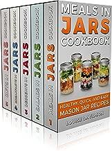 MASON JAR RECIPES BOOK SET 5 book in 1: Meals in Jars (vol.1); Salads in Jars (Vol. 2); Desserts in Jars (Vol. 3); Breakfasts in Jars (Vol. 4); Gifts in Jars (Vol. 5): Easy Mason Jar Recipe Cookbooks