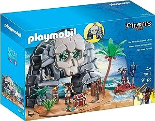 Playmobil Take Along Pirate Skull Island (Renewed)