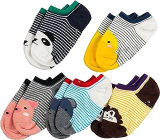 MBLC Kids Socks, Non-Skid Non-Slip Comfortable Cotton Baby Socks
