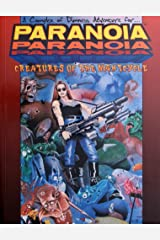 A Complex of Dimness Adventure For Paranoia, Creatures of the Nightcycle Paperback