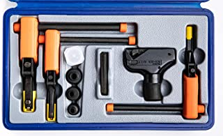 External & Internal Adjustable chaser - Thread Repair Tool Kit. Easily Replaces Hundreds of Taps and Dies. All In One Patented Universal Solution.