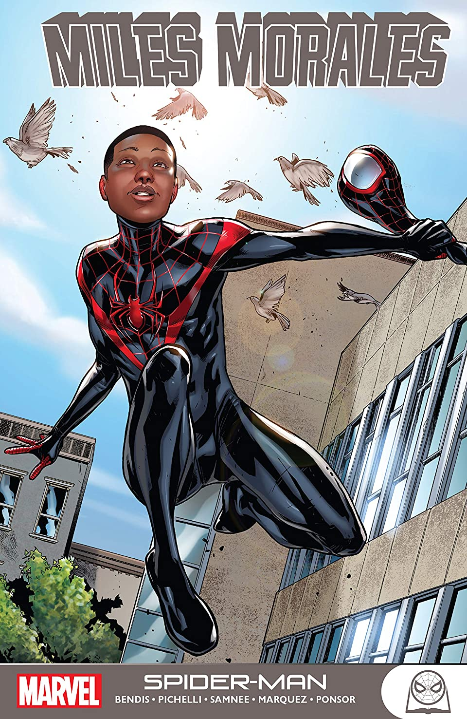 モッキンバードペイントヨーロッパMiles Morales: Spider-Man (Ultimate Comics Spider-Man (2011-2013)) (English Edition)