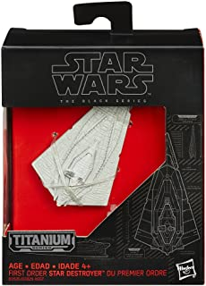 Star Wars Episode VII Black Series Titanium First Order Star Destroyer
