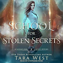 School for Stolen Secrets: Academy for Misfit Witches Series, Book 2