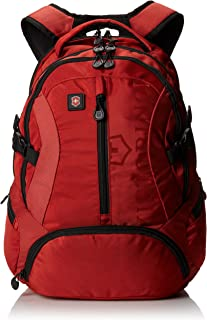 Victorinox Vx Sport Scout Laptop Backpack, Red/Red Logo (Red) - 31305103-620