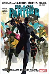 Black Panther Book 9: The Intergalactic Empire Of Wakanda Part Four (Black Panther (2018-)) Kindle Edition