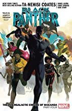 Black Panther Book 9: The Intergalactic Empire Of Wakanda Part Four (Black Panther (2018-))