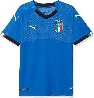 PUMA heren shirt FIGC Italia Kids Home Shirt Replica SS