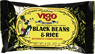 Vigo Black Beans and Rice, 8 oz