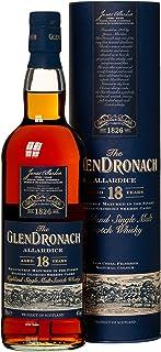 Glendronach 18 Years Old Allardice Oloroso mit Geschenkverpackung Whisky 1 x 0.7 l