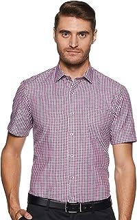 Arrow New York Men's Plain Slim fit Formal Shirt