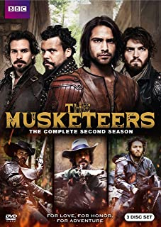 Musketeers, The: S2 (DVD)