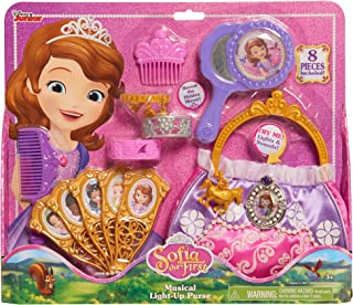Just Play Sofia the First Musical Light-Up Purse Set