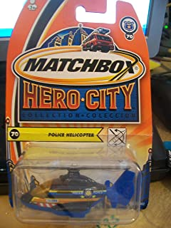 Matchbox Hero-City Collection