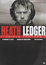 Heath Ledger Triple Feature (A Knight's Tale / Lords of Dogtown / The Patriot)