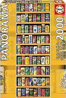 Educa Borrás- Puzzle 2000, Color (11053)